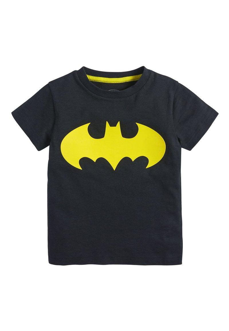Next - BATMAN SHORT SLEEVE T-SHIRT - Print T-shirt - black
