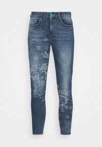 DENIM_MIAMI SU - Jeans Skinny Fit - blue