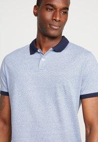 Pier One - Polo shirt - dark blue - 3