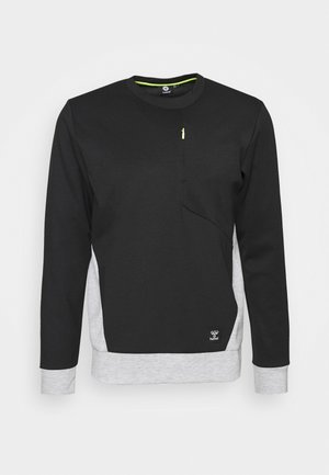 HMLTROPPER - Sudadera - black