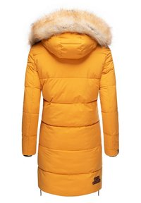 Navahoo - HALINA - Winter coat - yellow - 2