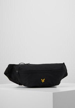 CROSS BODY SLING - Bum bag - true black