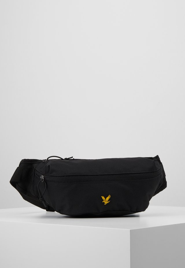 CROSS BODY SLING - Ledvinka - true black