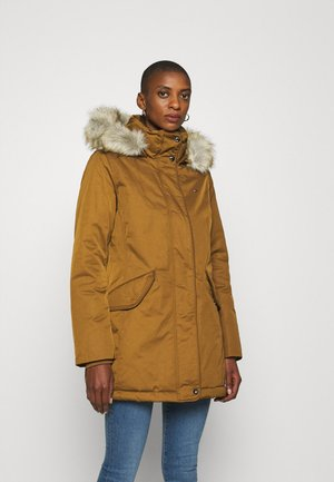 SORONA PADDED - Winter coat - highland khaki