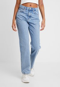 Weekday - VOYAGE - Relaxed fit jeans - pen blue - 0