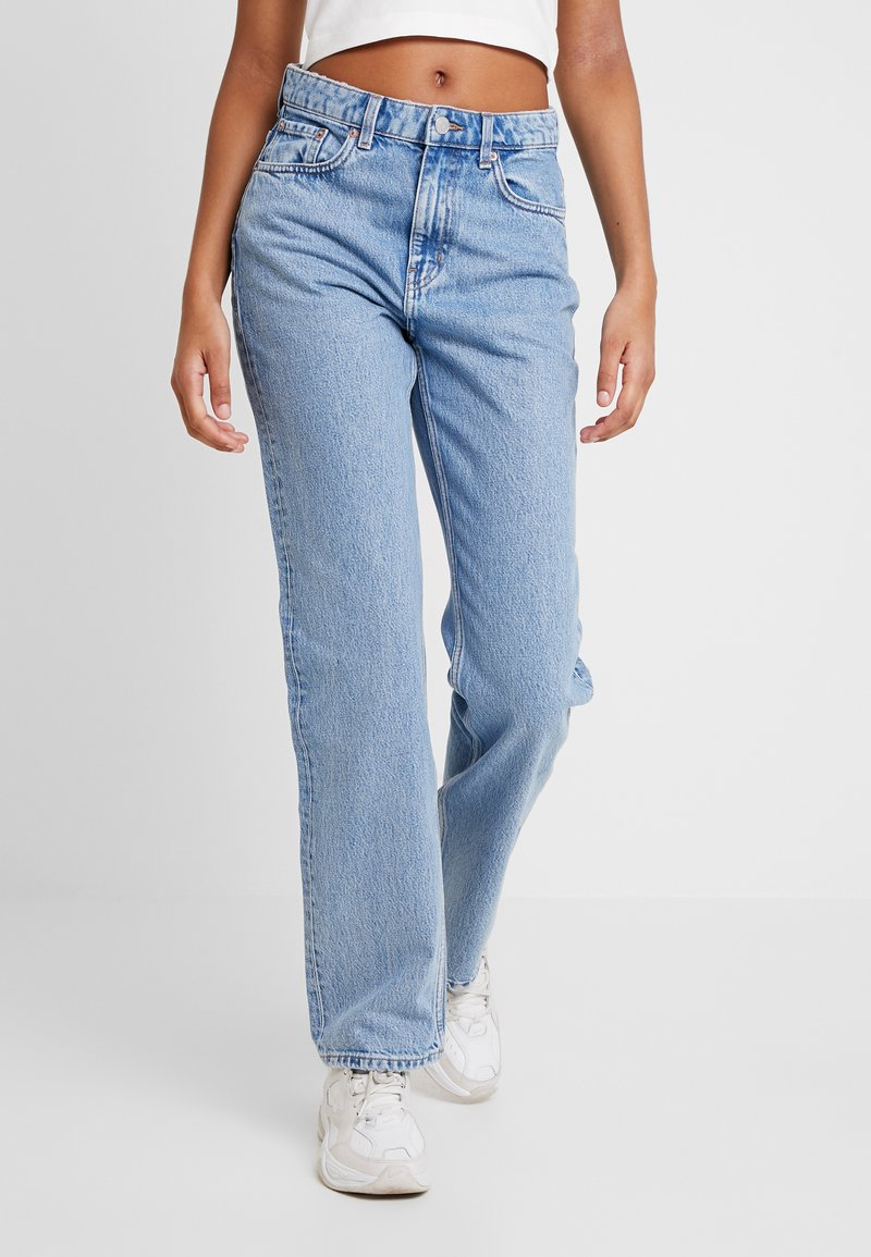 Weekday - VOYAGE - Relaxed fit jeans - pen blue
