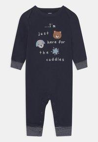 Carter's - 2 PACK - Pyžamo - dark blue/blue - 1