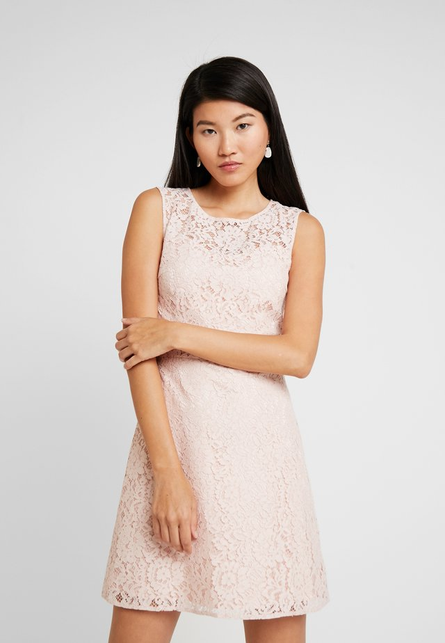 Cocktail dress / Party dress - rose
