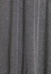 Max Mara Leisure - ELISIR - Koktejlové šaty/ šaty na párty - anthrazit - 7