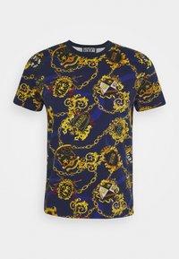 Versace Jeans Couture - T-shirt imprimé - multi - 5