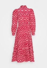 Sister Jane - MIDI DRESS - Košilové šaty - red - 1