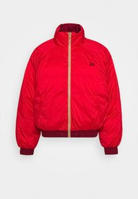 Levi's® - LYDIA REVERSIBLE PUFFER - Zimní bunda - poppy red - 3