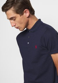 Polo Ralph Lauren - SLIM FIT MODEL - Polo - spring navy heather - 3