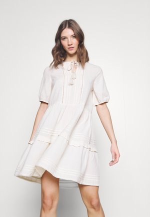 VMIBIA SHORT DRESS - Day dress - birch