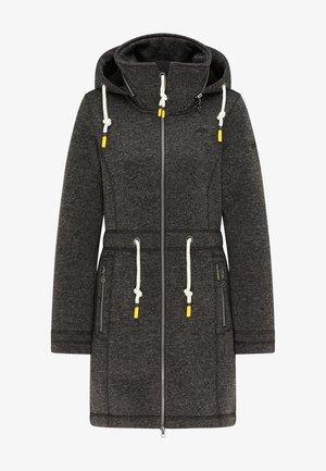 Abrigo de invierno - grau melange