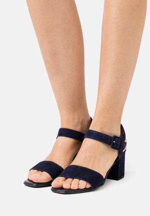 PEORIA - Sandals - notte
