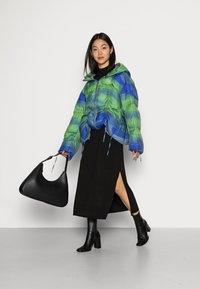 HOSBJERG - DONNA TAMARA JACKET - Winter jacket - mermaid blue/green - 1