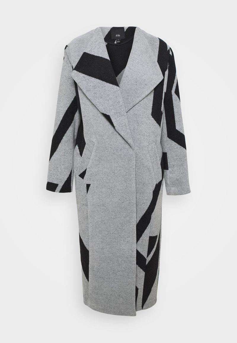 River Island - Classic coat - grey