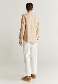 Mango - CHENNAI - Camisa - beige - 2