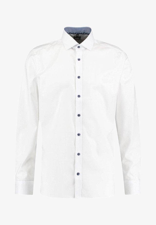 OLYMP LEVEL 5 BODY FIT  - Skjorte - white