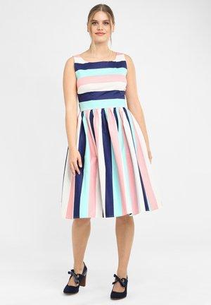 Korte jurk - multicoloured