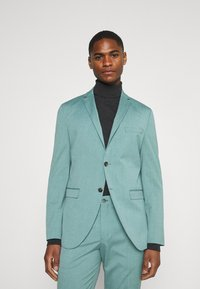 Selected Homme - SLHSLIM SUIT - Completo - greengage - 2