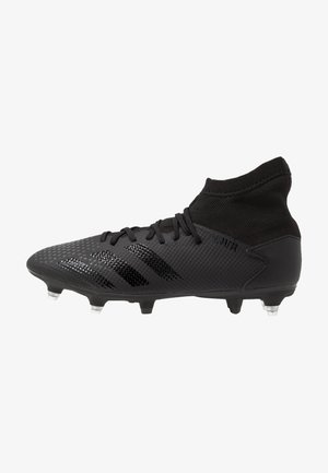 PREDATOR 20.3 SG - Screw-in stud football boots - core black/solid grey