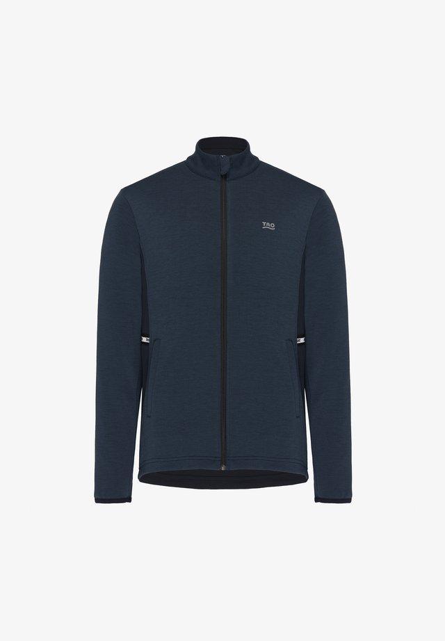 MIT REFLEKTOREN HALVOR - Training jacket - titanium