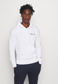 Champion - ROCHESTER HOODED  - Hoodie - white - 0