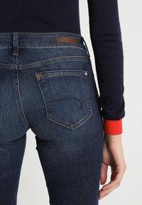 Mavi - BELLA - Bootcut jeans - dark indigo - 3