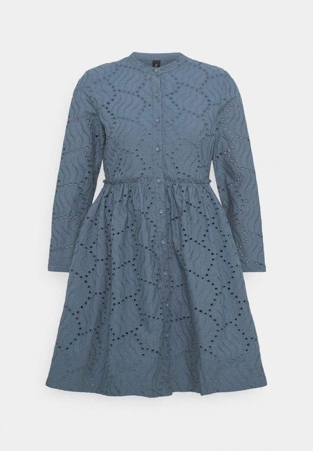YASBIM DRESS - Day dress - bering sea