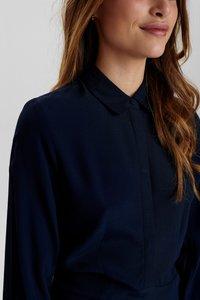 Nümph - Skjortklänning - dark sapphire - 2
