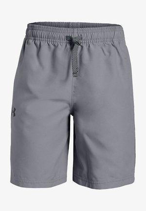 GRAPHIC SHORT - Sports shorts - steel
