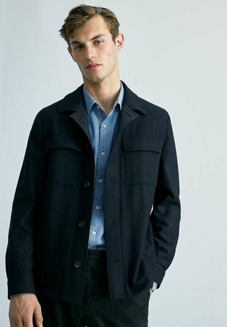 Men MIT TASCHEN - Summer jacket