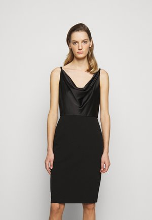 ARANDA SLEEVELESS COCKTAIL DRESS - Cocktail dress / Party dress - black