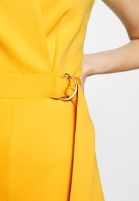 Closet - D RING WRAP - Jumpsuit - yellow - 7