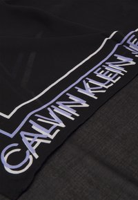 Calvin Klein Jeans - GLOW SCARF - Šátek - black - 1