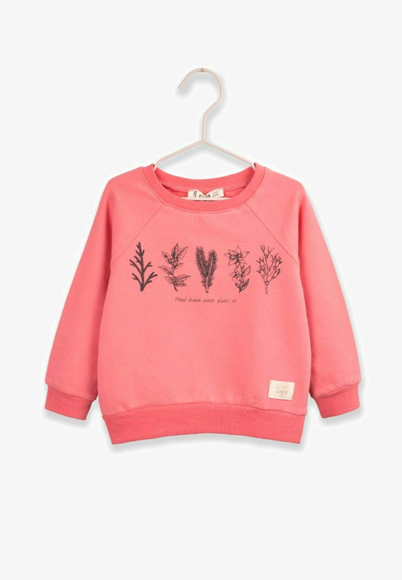 Cigit - Sweatshirt - light pink color
