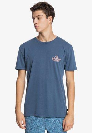 Print T-shirt - sargasso sea