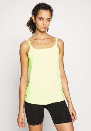 ONPAZZIE TRAINING TALL - Top - safety yellow