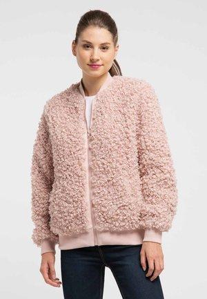 Bomber Jacket - pink