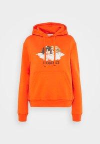 Fiorucci - VINTAGE ANGELS HOODIE  - Sweatshirt - orange - 0