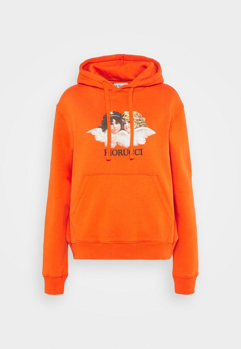 Fiorucci - VINTAGE ANGELS HOODIE  - Sweatshirt - orange