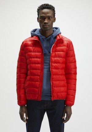 Chaqueta de invierno - chinese red