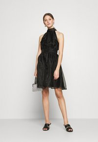 Gina Tricot - ASTOR DRESS EXCLUSIVE - Cocktail dress / Party dress - black - 1