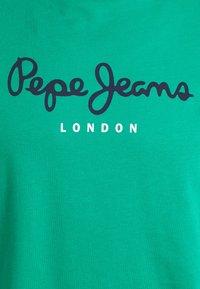 Pepe Jeans - EGGO  - T-shirt med print - emerald - 5