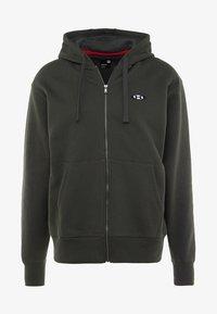 Under Armour - PERFORMANCE ORIGINATORS - Zip-up hoodie - baroque green - 4