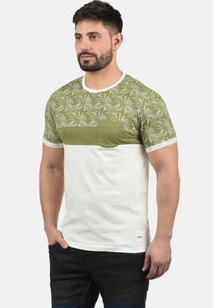 FLORIAN - T-shirts print - aloe