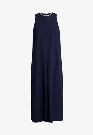 Maxi dress - dark blue/green