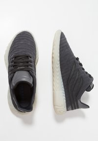 adidas Originals - SOBAKOV - Sneakers - carbon/core black/fottwear white - 1